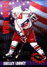 1994 Classic Hockey Women of Hockey #34 Shelley Looney