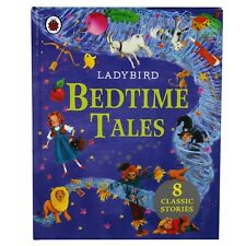Fairy Tales Story Book Childrens Hardback Bedtime Kids Learning Reading 4 Books