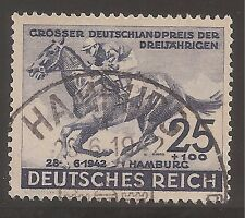 Germany   SC# B204   Used   1942   Cat Val $11