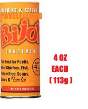 Bijol Coloring and Seasoning, 4 oz Colorante Amarillo 1/2/3