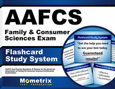 AAFCS Family & Consumer Sciences Exam Flashcard Study System