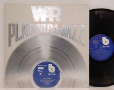 War         Platinum Jazz        Blue Note         Afro Jazz         NM  # 61