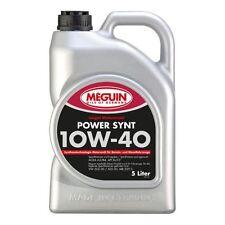 5 Liter Meguin megol Motorenoel Power Synt 10W-40 1x5L