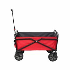Foldable trolley Rugged steel frame Quick easy setup Compact Large capacity
