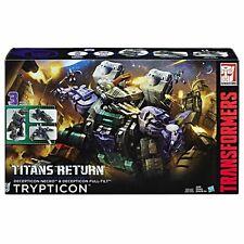 2017 Hasbro Transformers Titans Return Decepticon Necro Trypticon In-stock