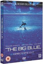 DVD:THE BIG BLUE - NEW Region 2 UK 24