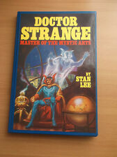 FIRESIDE: DOCTOR STRANGE MASTER OF THE MYSTIC ARTS HC, 1ST PRINT, MOVIE, 1979!!!