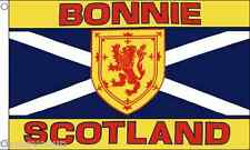 Bonnie Scotland 5ft x 3ft (150cm x 90cm) Flag Banner