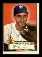 1952 Topps Set Break # 90 Mickey Grasso EX *OBGcards*