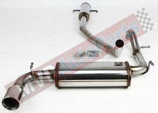 Stainless Steel Cat-Back Exhaust System 03-08 Pontiac Vibe/Toyota Matrix FWD