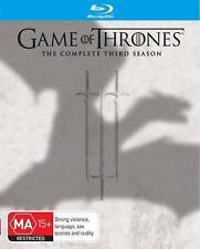Game of Thrones SEASON 3 : NEW Blu-Ray