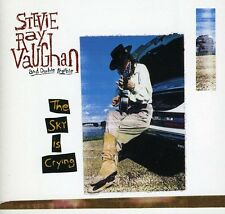Sky Is Crying - Stevie Ray & Double Trouble Vaughan (1991, CD NUOVO)
