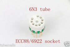 1pc 5670 6N3 2C51 396A Instead 6N11 ECC88 6N6 6922 6DJ8 tube converter adapter