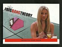 2012 The Big Bang Theory Seasons 3 & 4 Wardrobe M-26 Penny's Pink Tank Variation