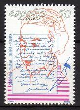 Spain - 1989 Gabriela Mistral - Mi. 2893 MNH