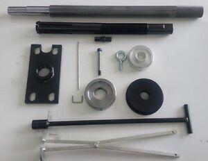 Mercruiser Alpha, Bravo Alignment, Gimbal Puller, Installer, Seal, Bellow Tools