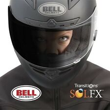 BELL Helmet Photochromatic Transitions VISOR Fits Star RS-1 RS1 revolver Vortex