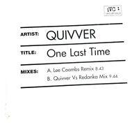 "One Last Time [12"" VINYL] Dance Music"