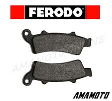 PASTIGLIE FRENO ANTERIORE FERODO KYMCO X-TOWN 300 INIEZIONE ABS 2016 >