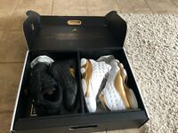 Nike Air Jordan 13/14 DMP Finals Defining Moments Pack 897563-900 Size 11 Used