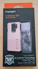 Galaxy S9+ Case Spigen Tough Armor Shockproof Protective Cover - Rose Gold NEW