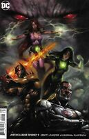 Justice League Comic Issue 9 Odyssey Limited Variant Modern Age First Print 2019