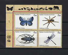 UNO Genf UN Geneva 2009 **/MNH -  Gefährdete Tiere Endangered Species