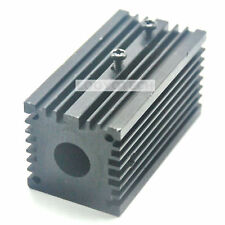 32x62mm Aluminum Cooling Housing Heat Sink Holder/Mount for 12mm Laser Module