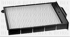 BFC1030 BORG & BECK CABIN AIR FILTER fits Renault Megane II NEW O.E SPEC!