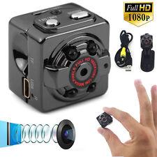 12MP Mini DV Camera 1080P HD Car Sports IR Night Vision DVR Video Camcorder