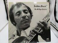 LEBLON BEACH The Al Gafa Quinteto Jazz Demo 1976  LP 2310-782 PABLO VG++ c VG+