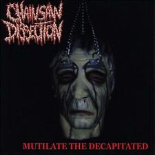 Mutilate the Decapitated, Chainsaw Dissection, Good Box set