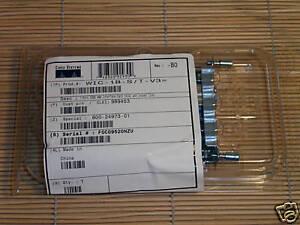 NEU Cisco WIC-1B-S/T-V3  1-Port ISDN WAN Card NEW Plastic Box