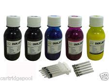 5x4oz pigment ink for Epson 69 NX215 NX300 NX400 NX415
