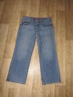 ESPRIT Capri Jeans Blau Gr.38 **TOP**
