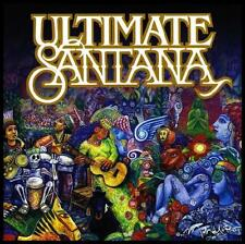 SANTANA - ULTIMATE CD ~ CARLOS~ROB THOMAS~TINA TURNER +++ GUITAR GREAT *NEW*