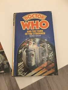 DR WHO TOMB OF THE CYBERMEN HARDBACK