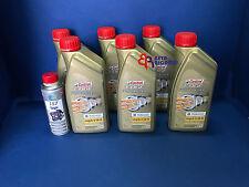 6 LT OLIO MOTORE CASTROL EDGE TITANIUM FST LONGLIFE III 5W-30 VW 507.00+TUNAP157