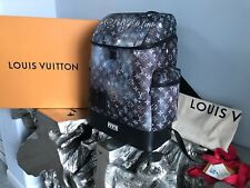 NWT LOUIS VUITTON GALAXY ALPHA BACKPACK M44174 BLACK ECLIPSE MONOGRAM RARE NEW