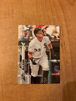 2020 Topps Series 2 - James McCann - #689 Advanced Stats Parallel #d /300