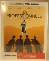 Les professionnels Blu-ray Fnac Exclusive DigiBook Burt Lancaster,Lee Marvin New