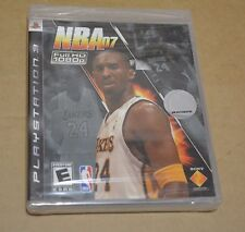 NEW SEALED PS3 NBA 07 GAME PLAYSTATION 3
