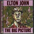 Elton John-The Big Picture (New 2 VINYL LP)
