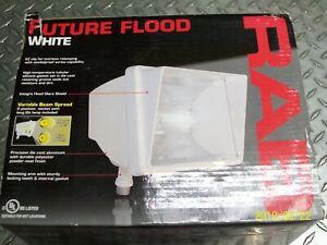 RAB Future Flood FFH70W METAL SODIUM MH 70W Light Lighting Fixture WHITE