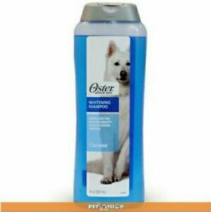 Oster Fresh Snuggles Whitening Shampoo