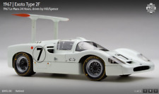 EXOTO 67 Chaparral Type 2F LeMans Hill/Spence 1:18 Retired NIB #RLG18174