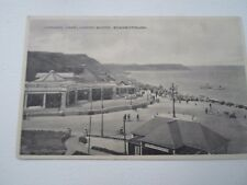 Vintage Postcard CORNER CAFE, NORTH SHORE,  SCARBOROUGH   §A310