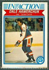 Dale Hawerchuk 1982-83 OPC '82 O-Pee-Chee NHL Card #381 NMb Winnipeg Jets