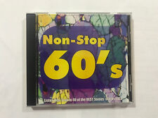 NON-STOP 60's CD SURF CITY BLUE MOON THE GAME OF LOVE WOOLY BULLY HOLD ME ...