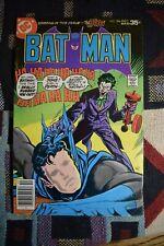 DC Comics Batman #294 Comic Book The Joker 1977  nice